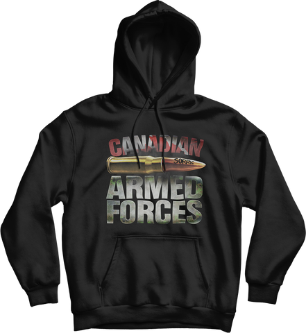 "Armed Forces ""Sorry"" Hoodie"