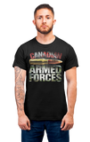 "Armed Forces ""Sorry"" T-Shirt"