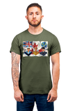 Canadian Army Navy Air Force World War 2 T-Shirt