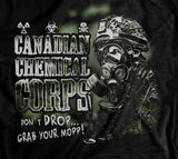 Canadian Chemical Corps CBRN T-Shirt