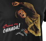 Come On Canada WW2 Women's T-Shirt