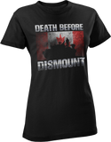 Death Before Dismount Women's T-Shirt