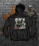 Death Before Dismount Armoured Tank/Coyote/LAV Military Hoodie