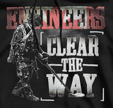 Engineers Clear The Way Hoodie