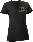 Canadian Soldier Women's T-Shirt