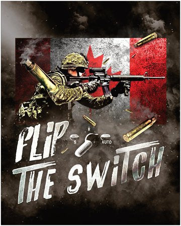 Flip The Switch Poster