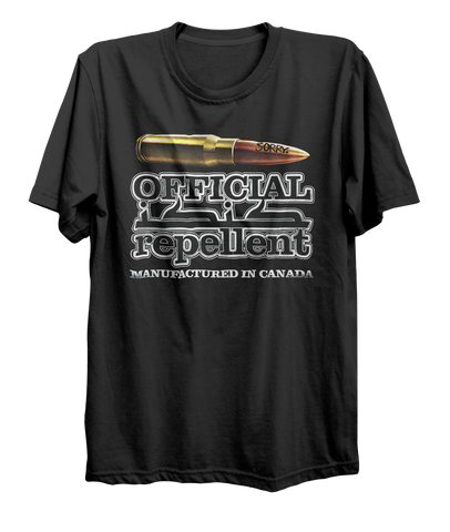 ISIS Repellent Bullet T-Shirt