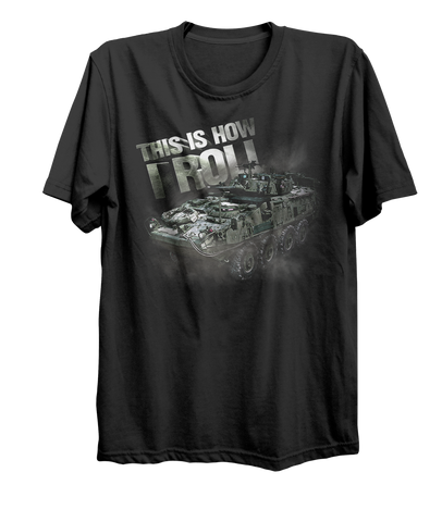 This Is How I Roll LAV T-Shirt