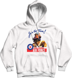 Join The Team! Canadian Air Force World War 2 Hoodie