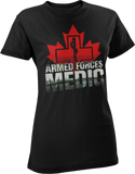 Armed Forces Medic Women's T-Shirt
