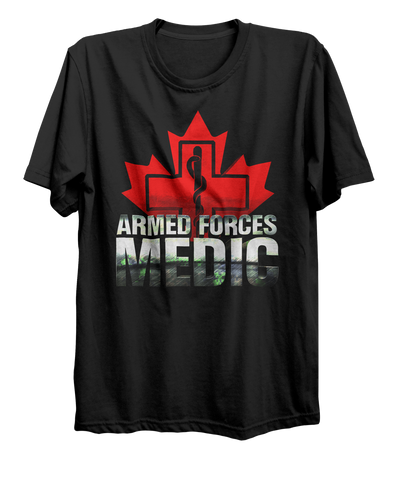 Armed Forces Medic T-Shirt