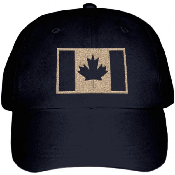 Canadian Military Ballcap with Tan Flag – Canada For Victory 332f4a501bd
