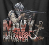 Warriors On Water v3 T-Shirt