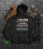 Historic Liberation of the Netherlands World War 2 Memorial Hoodie
