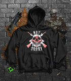 "Canadian Military ""Not Sorry"" Hoodie"