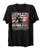 Historic Christmas In Hell Ortona World War 2 T-Shirt