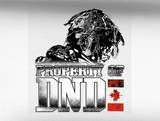 Property of DND Vehicle Bumper Sticker