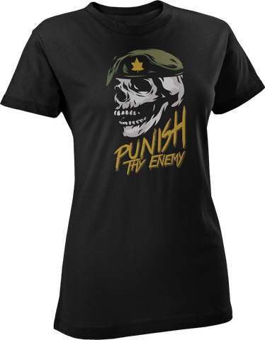 Punish Thy Enemy Women's T-Shirt