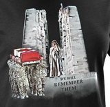 We Will Remember Them Women's T-Shirt