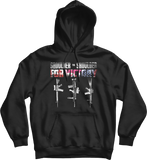 Shoulder To Shoulder Canada-UK-USA Military Hoodie