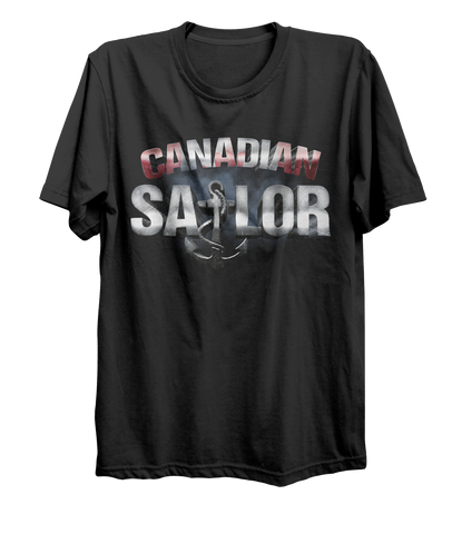 Canadian Military Sailor T-Shirt