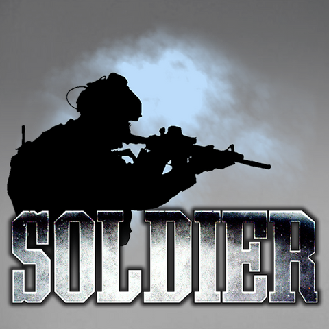 Soldier Mk. 1 Window Decal