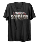 Canadian Military Soldier T-Shirt