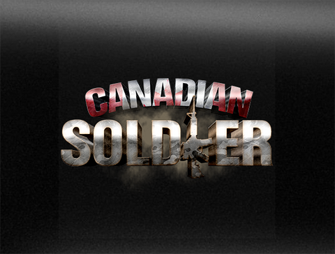 Canadian Soldier Mk. 2 Vehicle Bumper Sticker