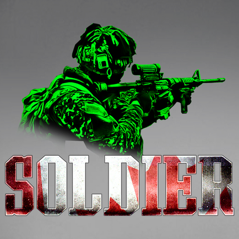 Soldier Mk. 2 Decal
