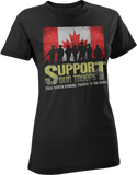 Support Our Troops Women's T-Shirt