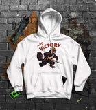 To Victory World War 2 Hoodie
