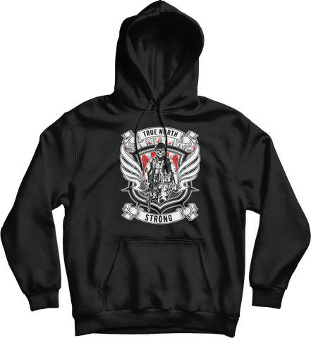 True North Strong Hoodie