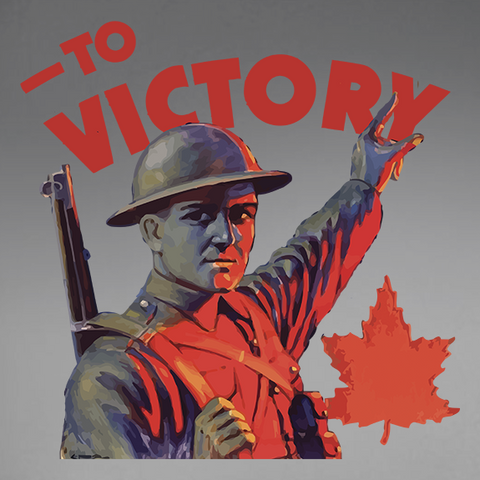 Copy of To Victory World War 2 v2 Decal