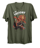 To Victory World War 2 T-Shirt