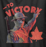To Victory World War 1 T-Shirt