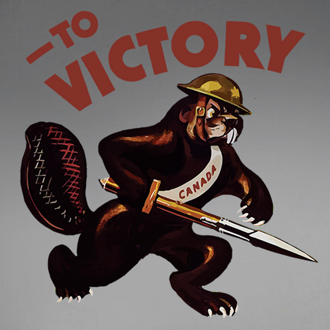 To Victory World War 2 v3 Decal