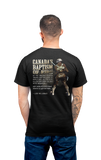 Historic World War 1 Baptism of Fire Memorial T-Shirt