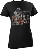 Navy Warriors On Water Mk. 3 Women's T-Shirt