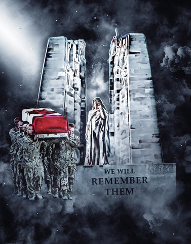 We Will Remember Them Poster