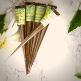 Tea Tree Organic Henna Cones