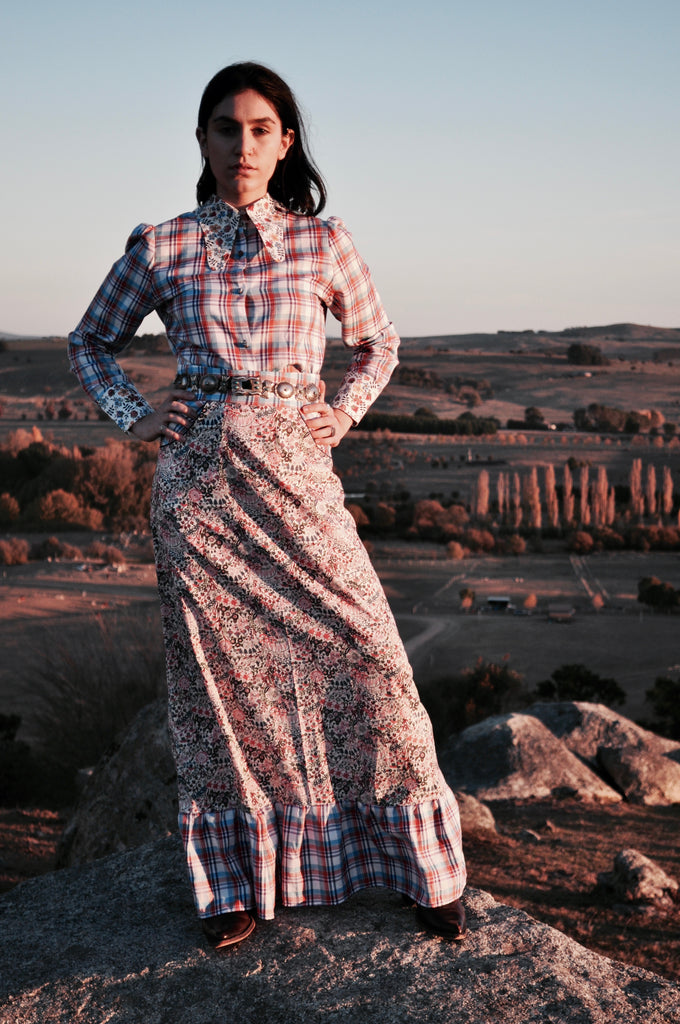 Jillaroo Prairie skirt SOLD OUT