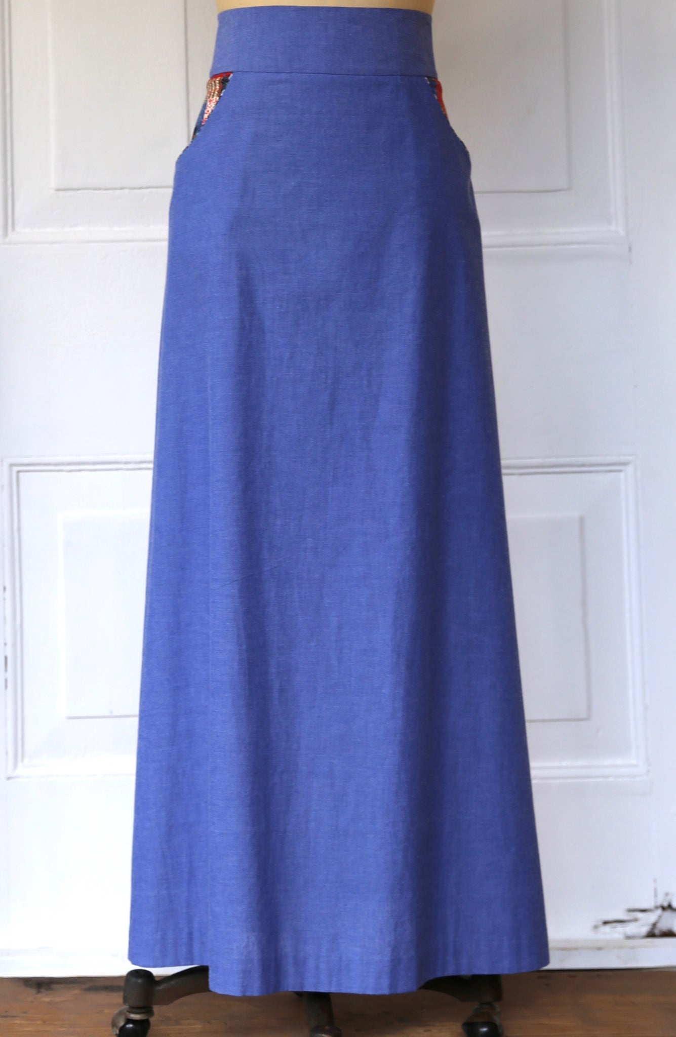 Blue Sky Prairie skirt SOLD OUT