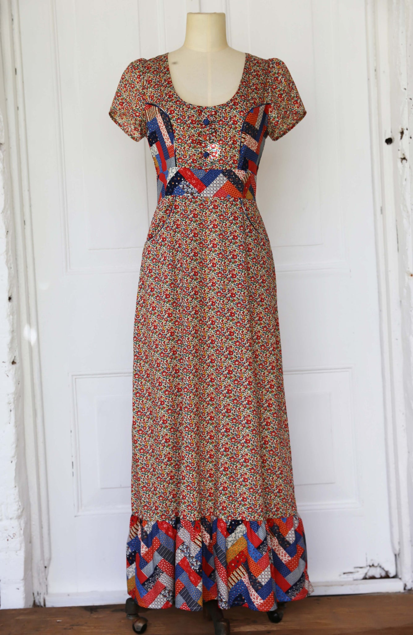 Sunset Prairie Dress SOLD OUT