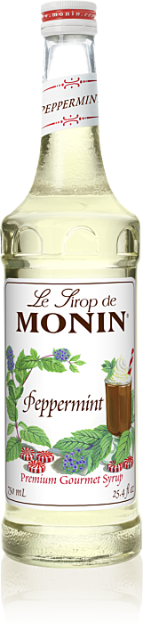 Monin Premium Flavored Cafe Syrups