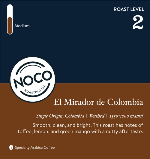 El Mirador de Colombia Sample (4oz)