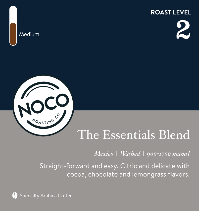 The Essentials Blend (12oz)