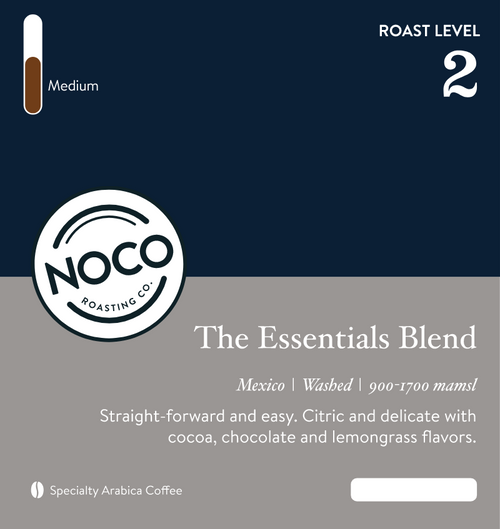 The Essentials Blend Sample (4oz)