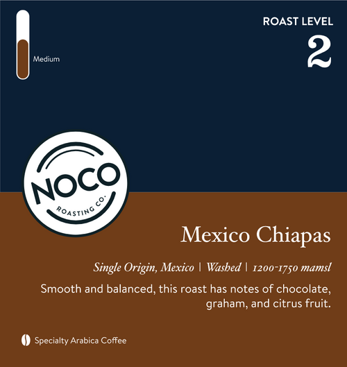 Mexico Chiapas Sample (4oz)