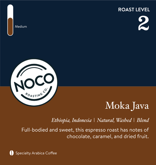 Moka Java Sample (4oz)