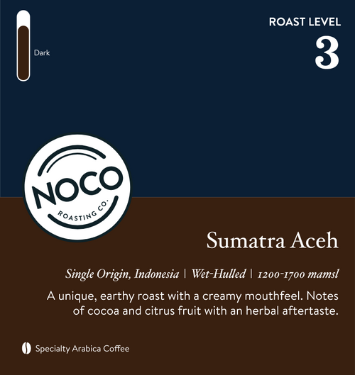 Sumatra Aceh Sample (4oz)